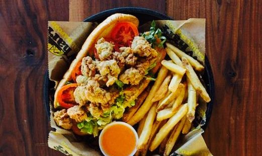 Wharf Casual Seafood Montgomery