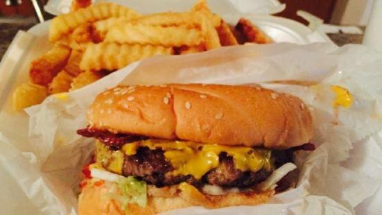 Wing Star Burger