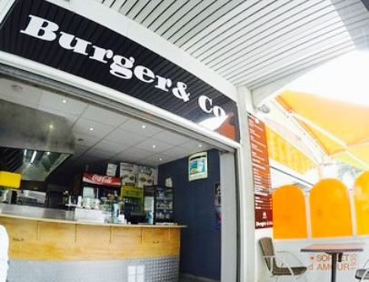 Burger and Co