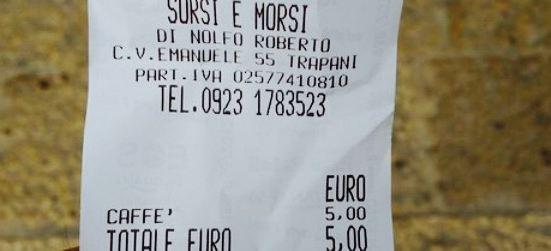 Sorsi E Morsi Wine Bar
