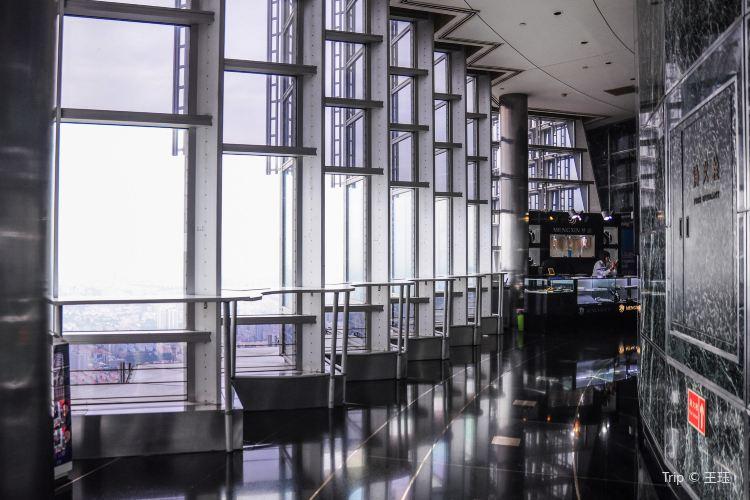 Jinmao Tower Observation Deck1