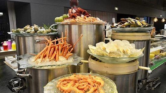 鄭州建業艾美酒店·新食譜標幟西餐廳