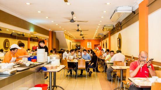 Nam Heong Chicken Rice Chinatown