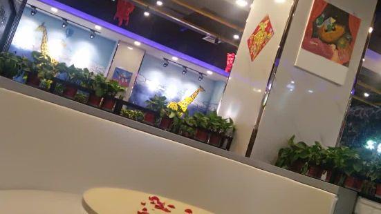 馬鈴薯披薩歡樂餐廳