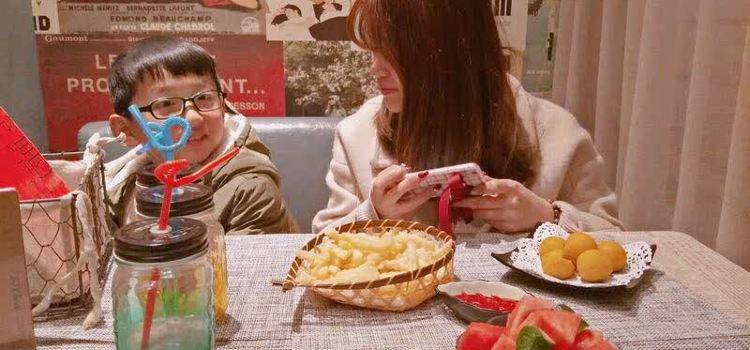 春風十裡文藝餐廳1