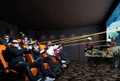Shenlinqijing 7D Duo Ren Dui Zhan Hudong Experience Hall