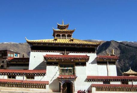 Garong Temple