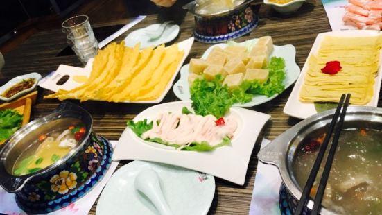 名都曉荷塘火鍋店