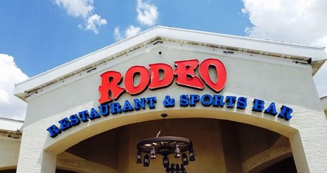 Rodeo Restaurant Buffet and Sports Bar