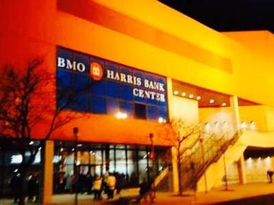 BMO Harris Bank Center