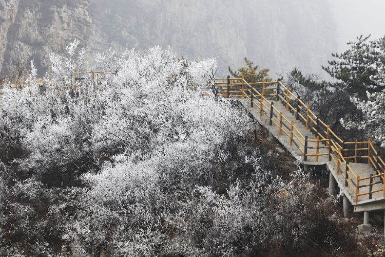 Wuzhishan Scenic Area in Tai-hang3