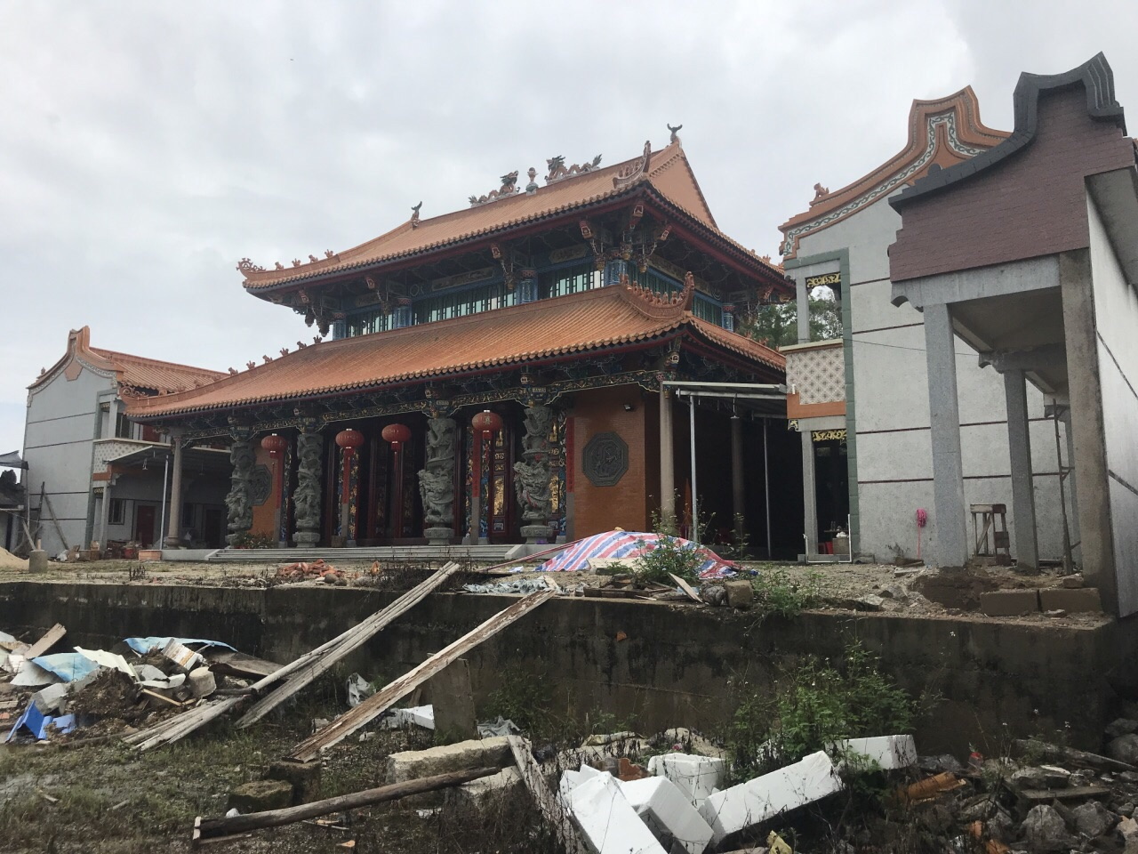 惠來峰德林景區