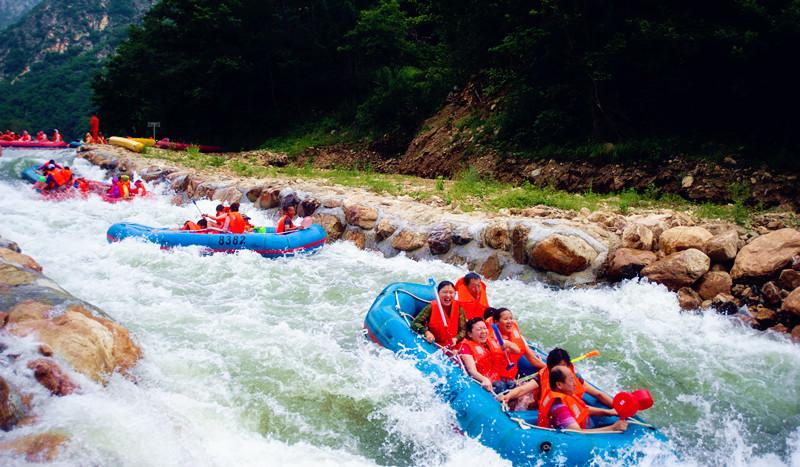 Tianmenxia Drifting