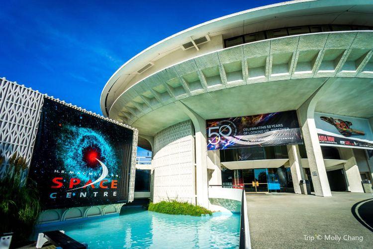 HR MacMillan Space Centre2