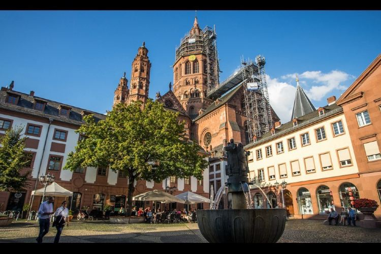 Mainz Cathedral2