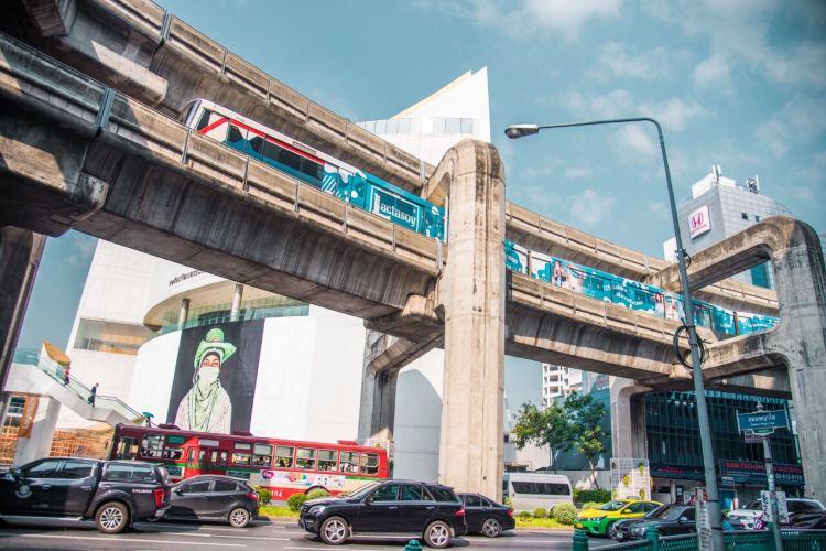 Thailand Street1