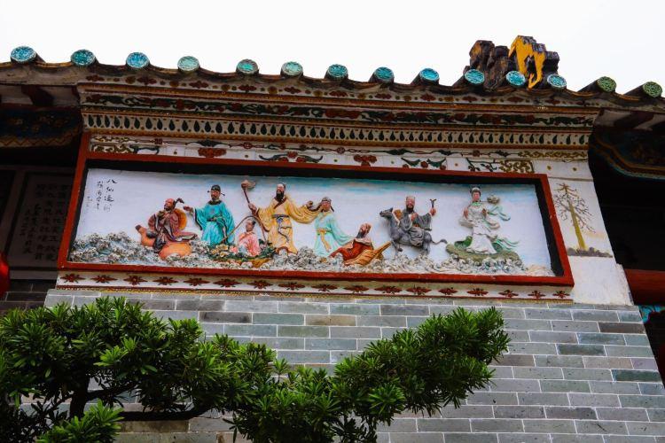 何仙姑家廟4