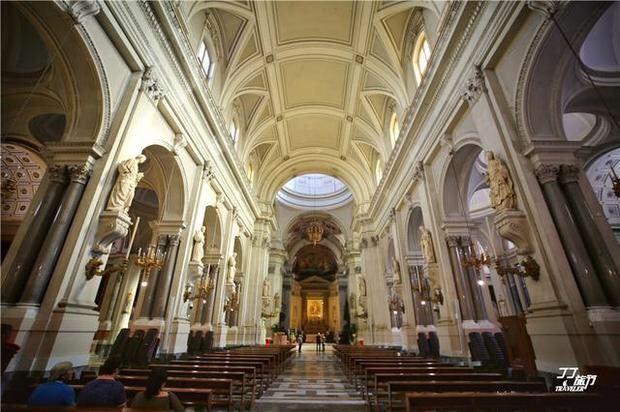 巴勒莫大教堂及地下寶藏2