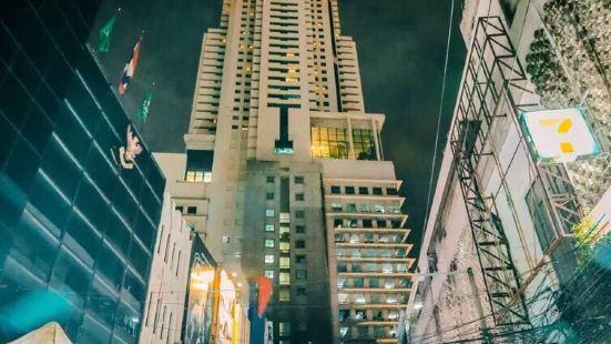 彩虹雲霄酒店81&82層國際自助餐