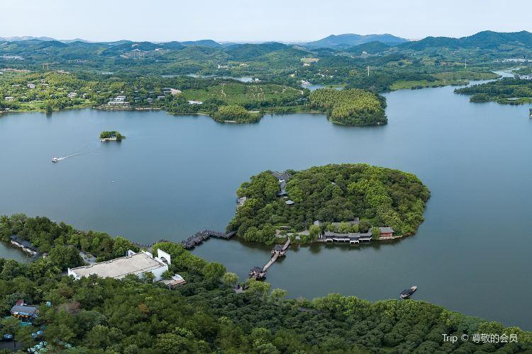 Tianmu Lake3