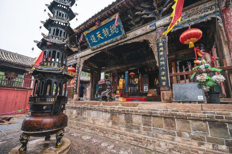 Yuquan Temple2