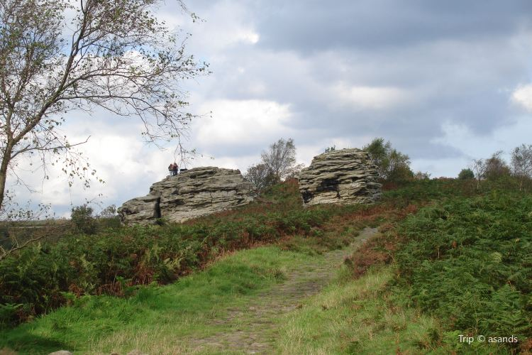 Bridestones, Crosscliff and Blakey Topping1