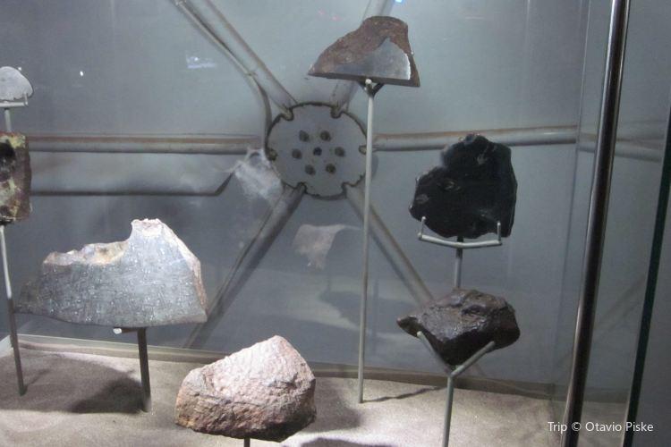Museo del Meteorito2