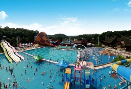 Botanical Garden Water Amusement Park