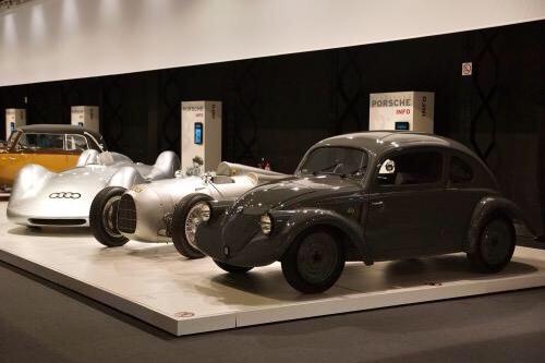 Ferdinand Porsche's Birth House