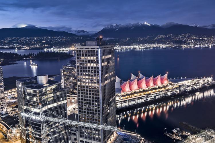 溫哥華觀景塔3