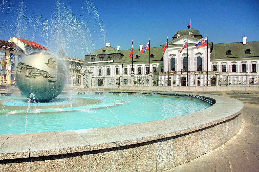 斯洛伐克總統府