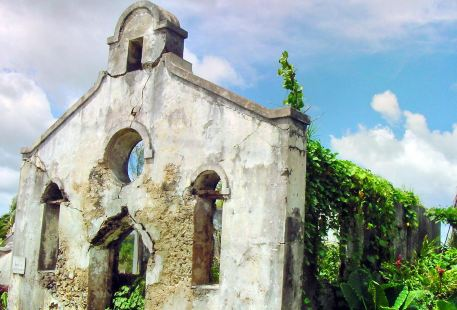 Ruins of Old Spanish Church