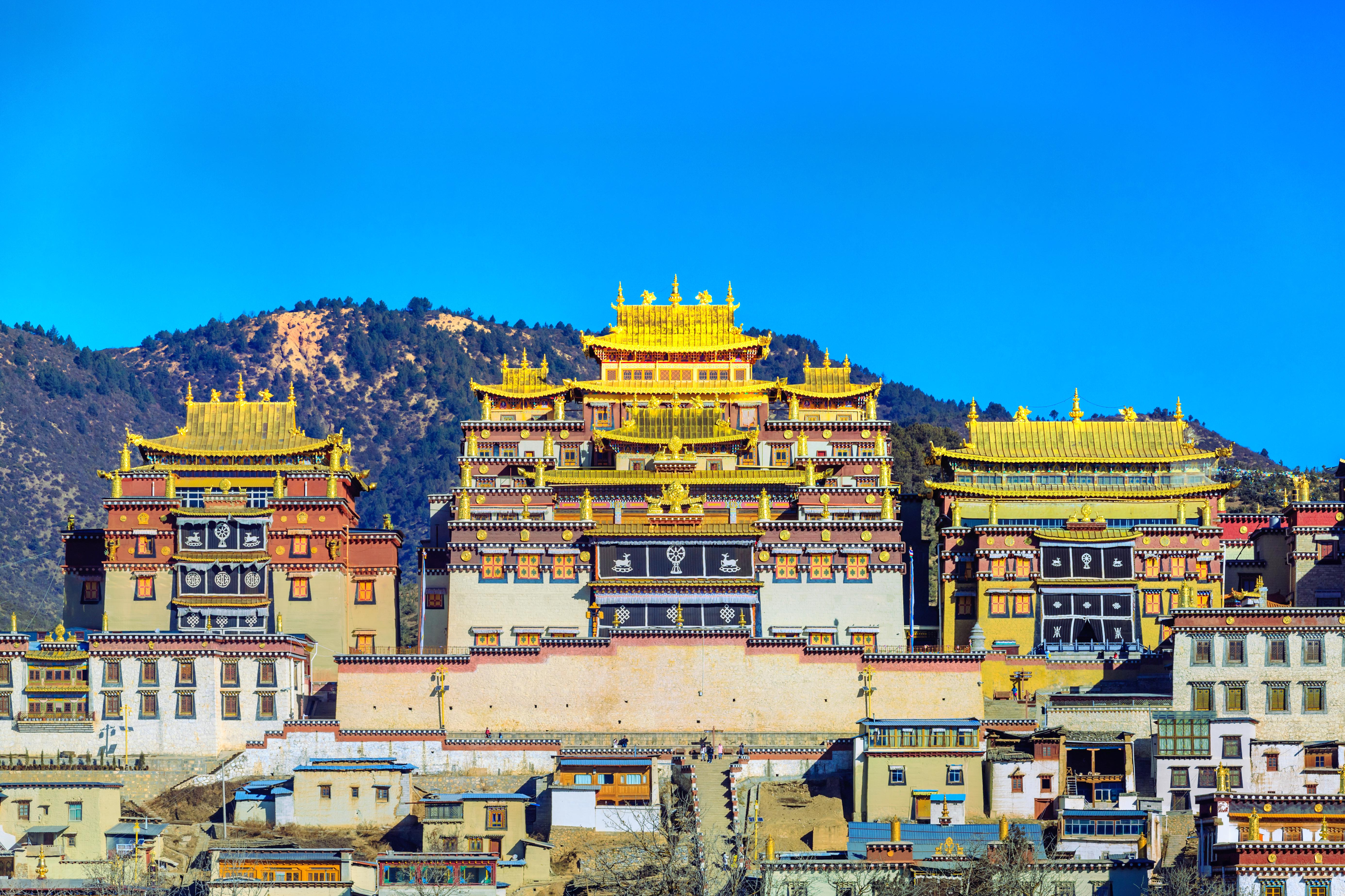 噶丹松贊林寺