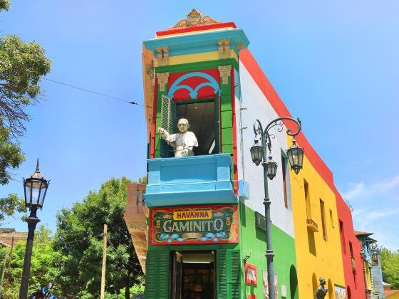 """Caminito, Buenos Aires"""