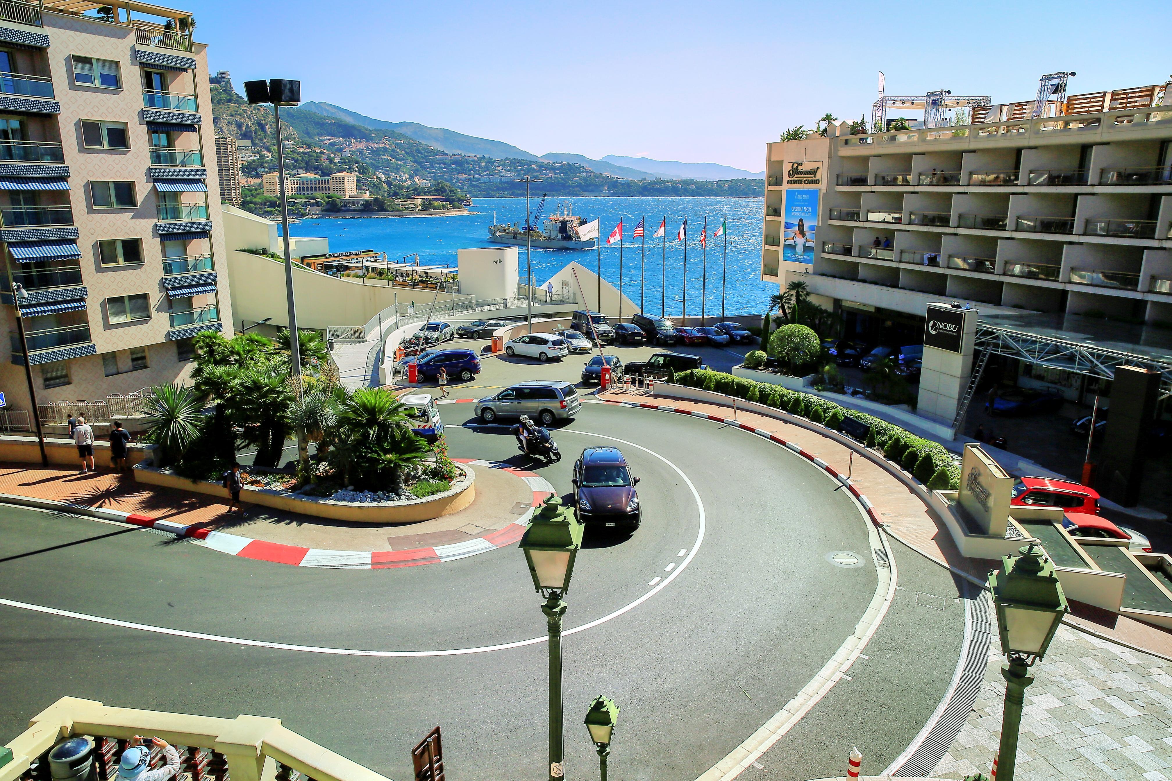摩納哥F1錦標賽賽道