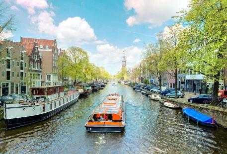 阿姆斯特丹運河遊船