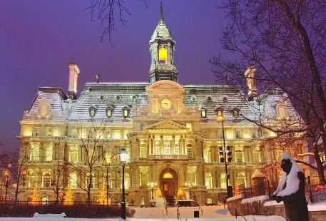 蒙特利爾市政廳