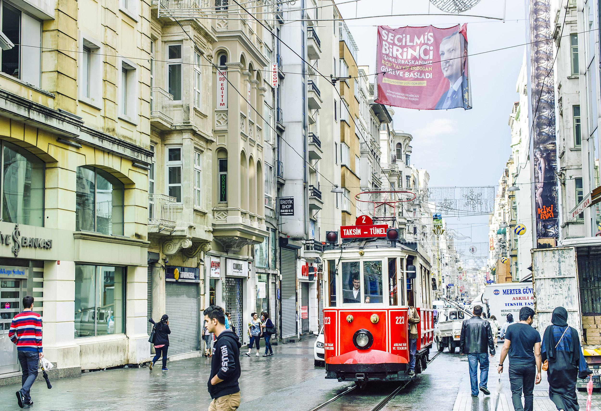 土耳其獨立大街