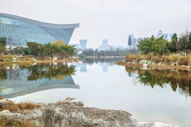 成都錦城公園
