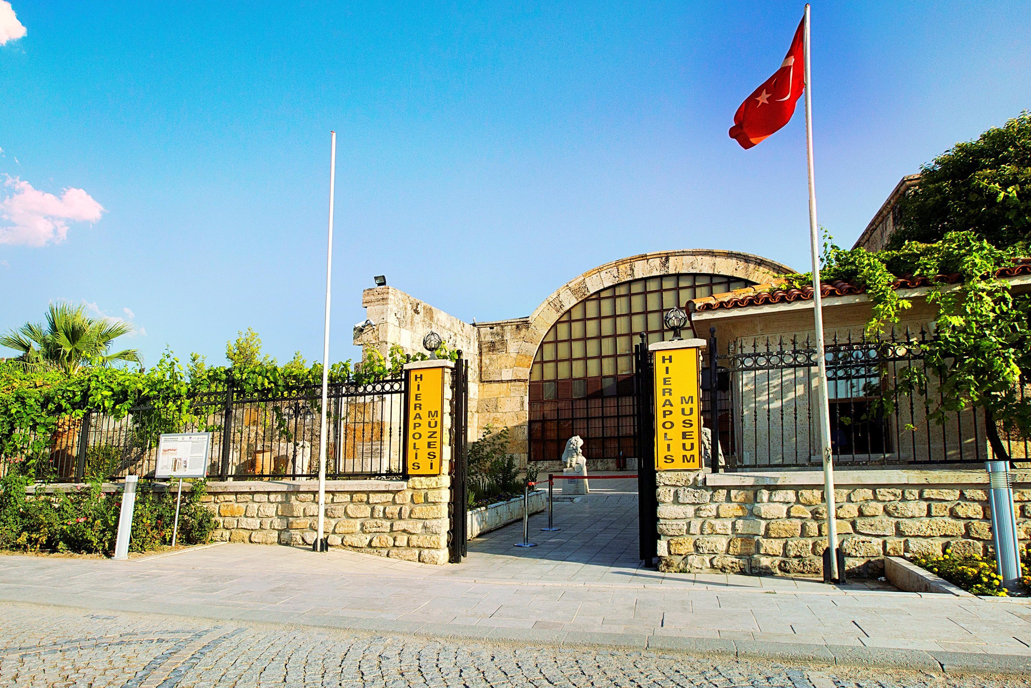 Hierapolis Archaeology Museum