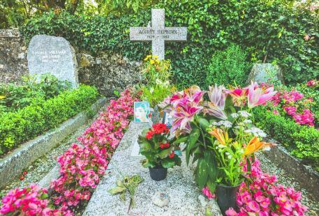 奧黛麗赫本之墓