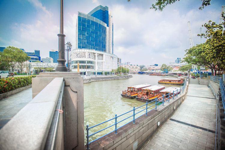 シンガポール川4