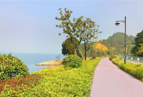 Cycle around Qiandao Lake with Le You Cycling