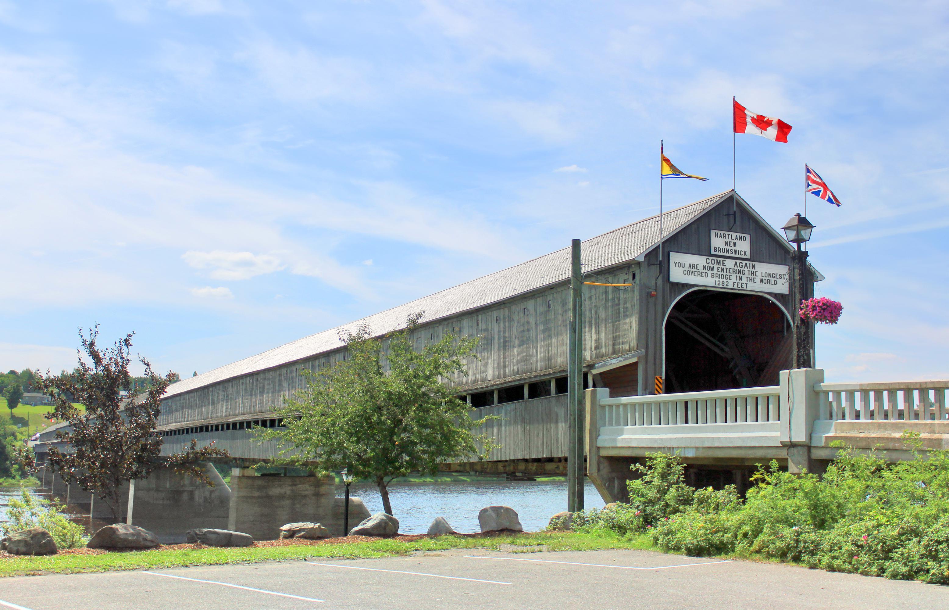 Hartland Covered Bridge