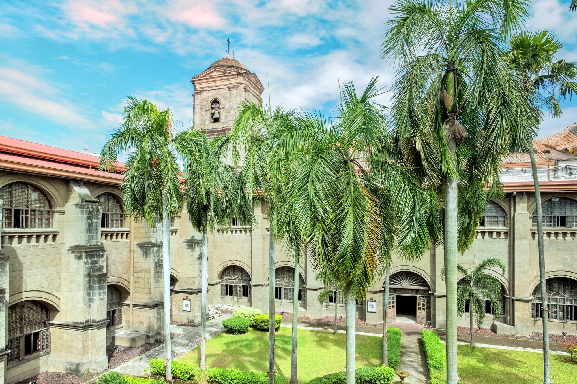 サン・オーガスティン教会