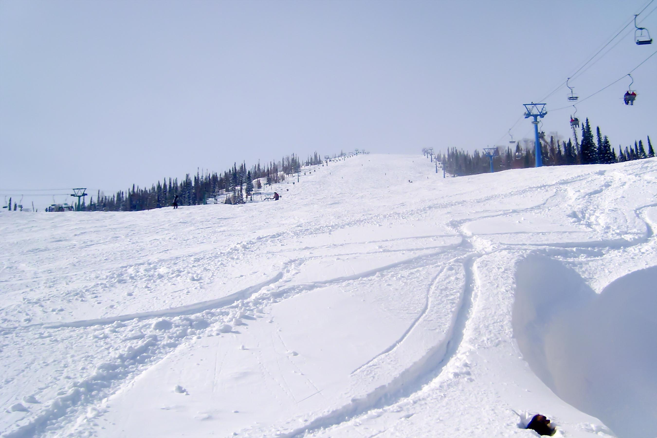 Gongchangling Hot Spring and Ski Resort