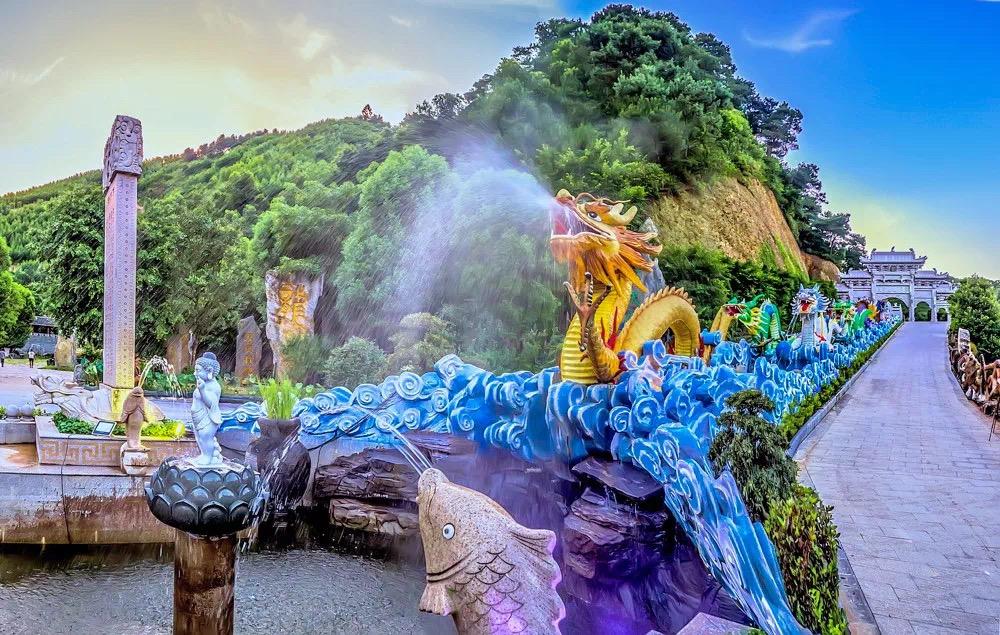 Longmen Water Cave