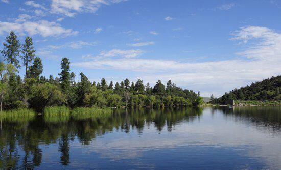 Twin Lakes Recreation Area