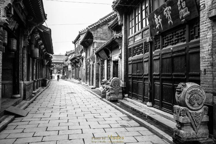 Zhoucun Street1