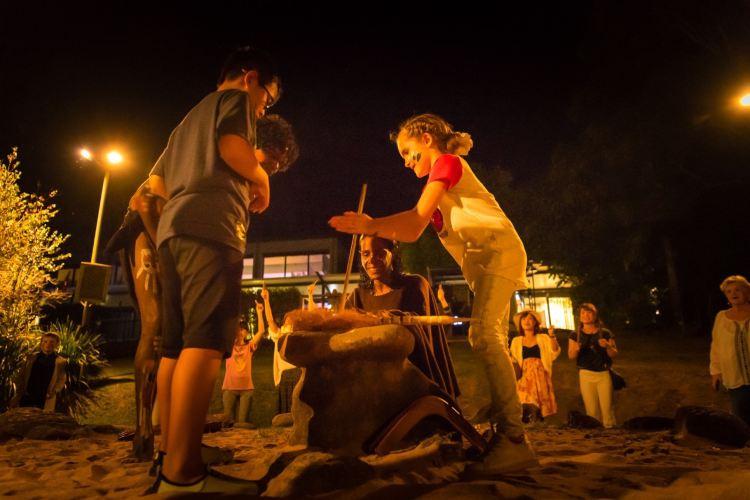 Tjapukai Aboriginal Cultural Park4